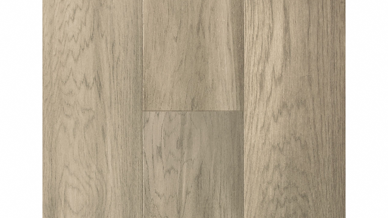 "1/2"" x 7-1/2"" Engineered Pastel Gray Hickory"