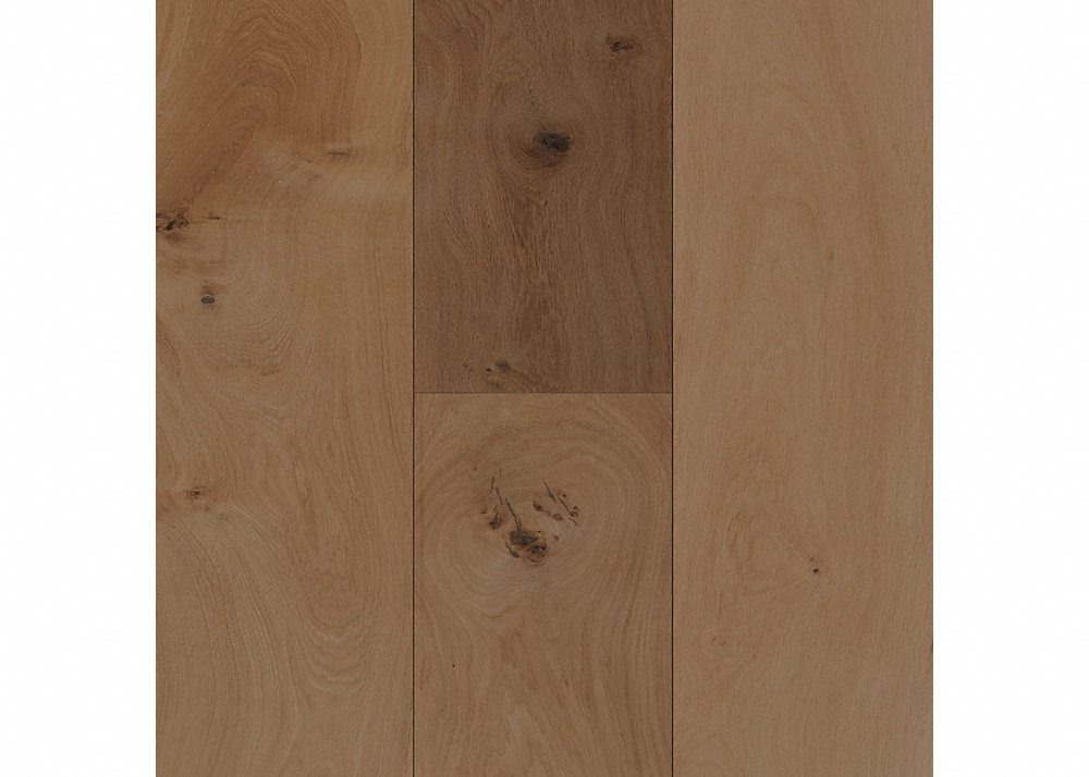 "5/8"" x 7-1/2"" White Oak Unfinished Engineered Flooring"