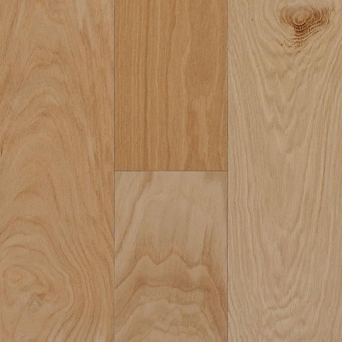 """5/8"""" x 5"""" Select White Oak Unfinished Engineered Flooring"""