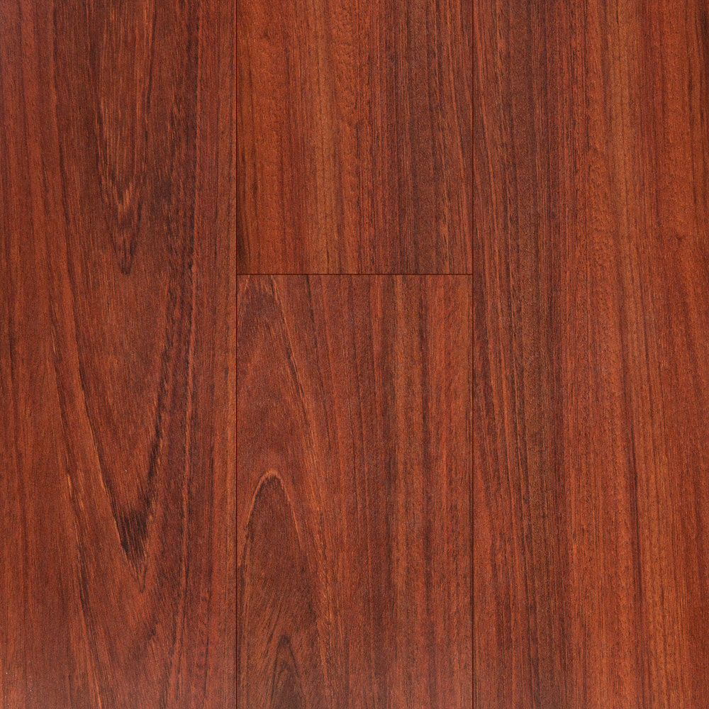 10mm Pad Boa Vista Brazilian Cherry Laminate Dream Home