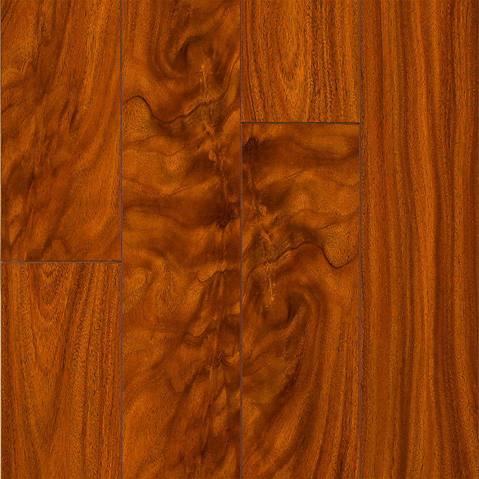 12mm African Mahogany Laminate Dream Home St James