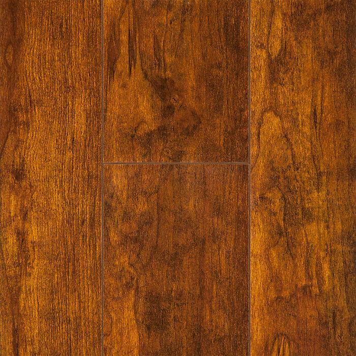 12mm African Thuya Burlwood Laminate Flooring Dream Home