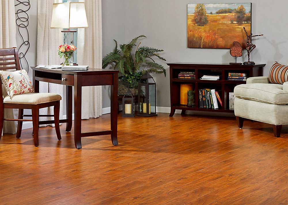 12mm buffalo gap hickory laminate dream home ispiri for Ispiri laminate flooring