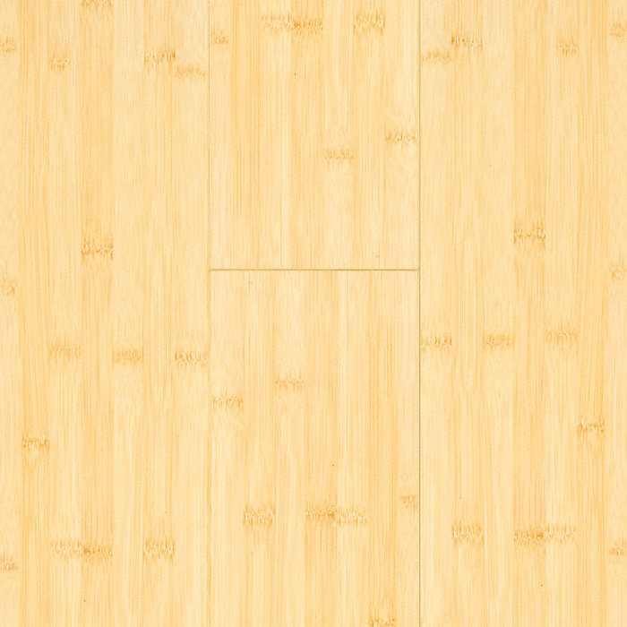 12mm+pad Horizontal Natural Bamboo Laminate - Dream Home - St  James
