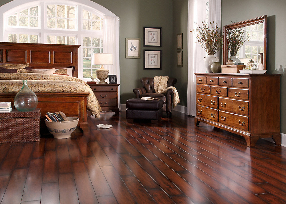 Dream Home St James 12mm Vintners Reserve Laminate