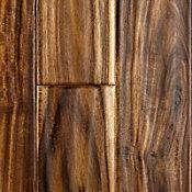 """7/16"""" x 4-3/4"""" Tobacco Road Acacia Easy Click Engineered Hardwood Flooring"""