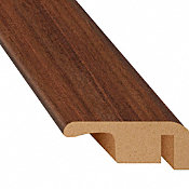 Boa Vista Brazilian Cherry Laminate 1.374 in wide x 7.5 ft Length End Cap