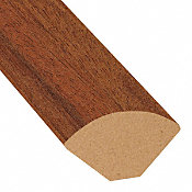 Boa Vista Brazilian Cherry Laminate 1.075 in wide x 7.5 ft Length Quarter Round