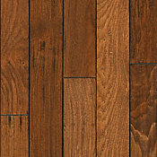 "3/4"" x 4"" Summer Harvest Hickory Solid Hardwood Flooring"