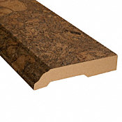 Rossio Cork Laminate Baseboard