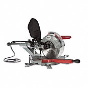 """10"""" Sliding Miter with Laser Power Saw"""