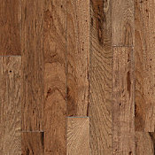"3/4"" x 3-1/4"" Walnut Hickory Solid Hardwood Flooring"