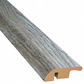 Delaware Bay Driftwood Laminate 1.56 in wide x 7.5 ft Length Reducer