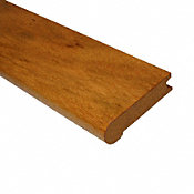 "3/4"" x 3-1/8"" x 78"" Brazilian Koa Stair Nose"
