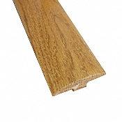 "1/4"" x 2"" x 78"" Buttercup Oak T-Molding"