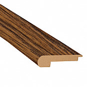 Amber Hickory Laminate 2.3 in wide x 7.5 ft Length Stair Nose