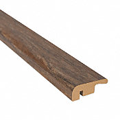 New Haven Harbor Oak Laminate 1.374 in wide x 7.5 ft Length End Cap