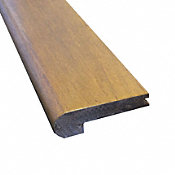 "9/16""x3-1/4""x72"" Carbonized UltraStrand Stair Nose"