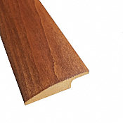 Prefinished Cheyenne Beech Hardwood 3/8 in thick x 2.25 in wide x 78 in Length Reducer