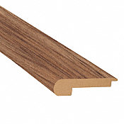 Heritage Walnut Laminate 2.3 in wide x 7.5 ft Length Stair Nose