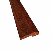 Prefinished Brazilian Chestnut Hardwood 5/8 in thick x 2 in wide x 78 in Length Threshold