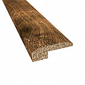 Prefinished Distressed Willow Manor Oak Hardwood 5/8 in thick x 2 in wide x 78 in Length Threshold