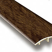 Clear Lake Chestnut Vinyl Waterproof 1.5 in wide x 7.5 ft Length Reducer