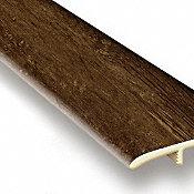 Clear Lake Chestnut Vinyl Waterproof 1.75 in wide x 7.5 ft Length T-Molding