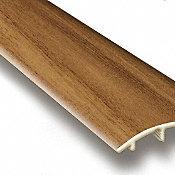 Golden Teak Vinyl Waterproof 1.5 in wide x 7.5 ft Length Reducer