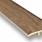 Rustic Reclaimed Oak Vinyl Waterproof 1.75 in wide x 7.5 ft Length T-Molding