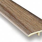 Riverwalk Oak Vinyl Waterproof 1.75 in wide x 7.5 ft Length T-Molding