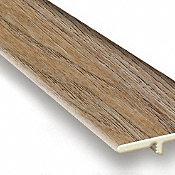 Riverwalk Oak Vinyl Waterproof  1.5 in wide x 7.5 ft Length End Cap