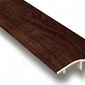 Old Dominion Walnut Vinyl Waterproof 1.5 in wide x 7.5 ft Length Reducer