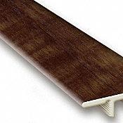 Old Dominion Walnut Vinyl Waterproof 1.5 in wide x 7.5 ft Length End Cap