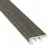 Fieldstone Oak Vinyl Waterproof 1.5 in wide x 7.5 ft Length End Cap