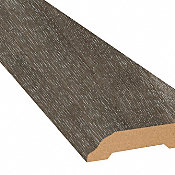 Fieldstone Oak Vinyl 3.25 in wide x 7.5 ft Length Baseboard