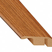 Butterscotch Oak Vinyl Waterproof 1.5 in wide x 7.5 ft Length Reducer