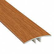 Butterscotch Oak Vinyl Waterproof 1.75 in wide x 7.5 ft Length T-Molding