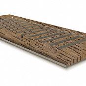 """DH Copper Sands Oak 4x10"""" DI Grill"""