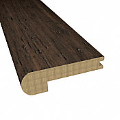 Prefinished Monticello Distressed Bamboo 9/16 in thick x 2.75 in wide x 72 in Length Stair Nose