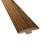 Prefinished Winchester Oak Hardwood 1/4 in thick x 2 in wide x 78 in Length T-Molding