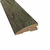 Prefinished Mediterranean Maple Hardwood 3/4 in thick x 2.25 in wide x 78 in Length Reducer