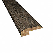 Prefinished Winter Solstice Hickory Hardwood 5/8 in thick x 2 in wide x 78 in Length Threshold