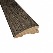 Prefinished Winter Solstice Hickory Hardwood 3/4 in thick x 2.25 in wide x 78 in Length Reducer