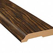 Bourbon Barrel Oak Vinyl 3.25 in wide x 7.5 ft Length Baseboard