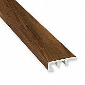 Tobacco Road Acacia Vinyl Waterproof 1.5 in wide x 7.5 ft Length End Cap