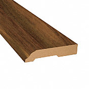 Tobacco Road Acacia Vinyl 3.25 in wide x 7.5 ft Length Baseboard