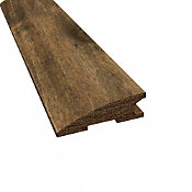 Prefinished Distressed Bar Harbor Acacia Hardwood 3/4 in thick x 2.25 in wide x 78 in Length Reducer