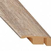 Seashell Oak Laminate 1.56 in wide x 7.5 ft Length Reducer