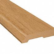 Honey Mead Oak Laminate 3.25 in wide x 7.5 ft Length Baseboard